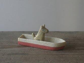 犬舟◦再◦出来人形◦犬◦坐◦舟◦191023の画像