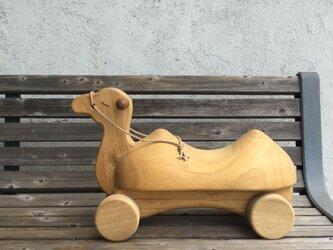 のりもの ラクダさん [ zoo-wood ]の画像
