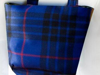 オーダー【kayo様専用】タータンチェックのバッグ【Morgan】の画像