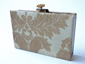 name card case【beige】の画像