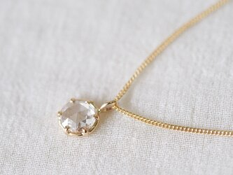 Reflection Diamond Necklaceの画像