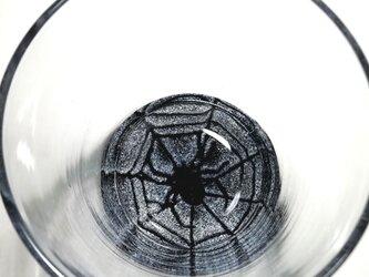クモロックグラス(黒)の画像