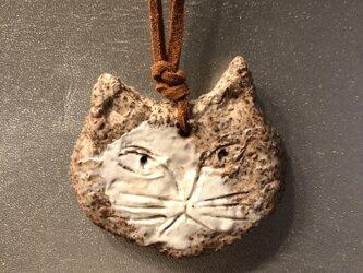 ふて猫フェイスの画像