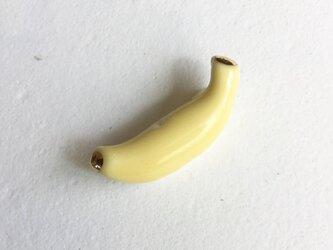 陶ブローチ バナナの画像
