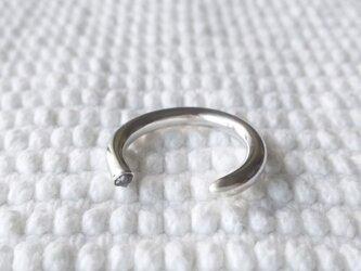 リング ラフダイヤモンド 12号の画像