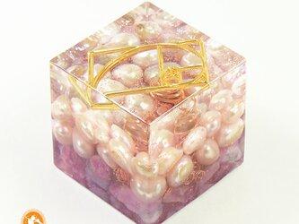 キューブオルゴナイト DOUBLE grace cube101000002の画像