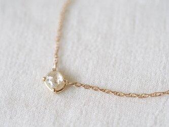 Meringue Diamond Necklaceの画像