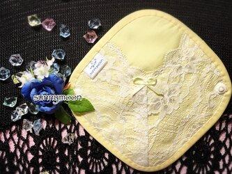 sunnymoon☆ランジェリータイプの布なぷライナー「fairyバニラ」の画像
