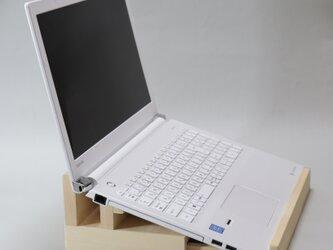 ⭕新作⭕ ノートパソコン用スタンド /JC12 [注文後制作]の画像