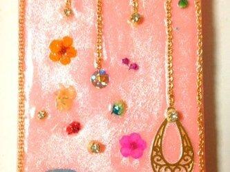 色とりどりの花としずくのIPHONE5/5sケースの画像