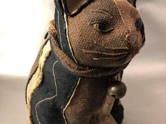 酒袋の姿猫の画像