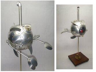 球形・潜水艦模型 / 鉄泡丸の画像