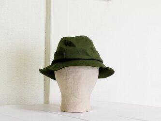 ABOA HAT |  C/N TWILL FOREST GREEN【M】の画像