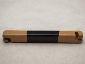 コードリール(ペンダントライト用)  黒漆白漆の画像