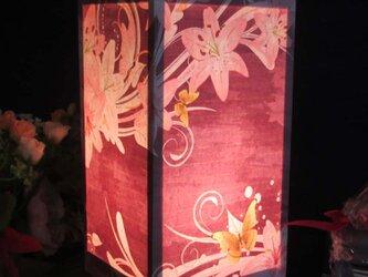 灯りの宿り木≪白百合の眠り≫神秘な明かりの安らぎを!!の画像