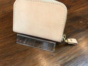 ラウンドミニ財布!の画像