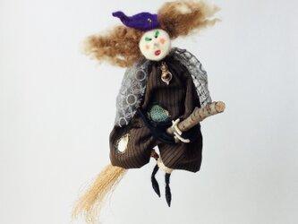 Lupita /魔女人形の画像