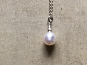 Pearl necklaceの画像