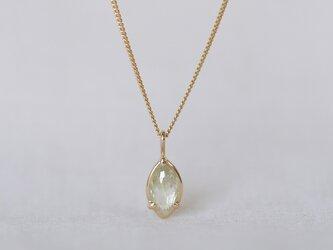 Dew mist Diamond Necklaceの画像