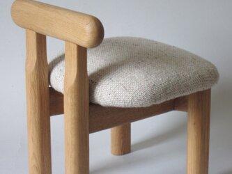 子供椅子■NAGY 018-OKO・ST■ W245xD260xH330(SH210)の画像