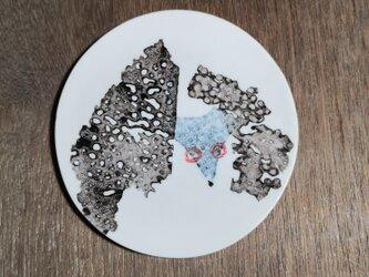 銘々皿(犬)の画像
