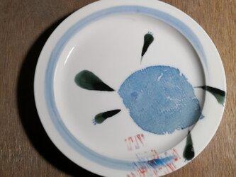 5寸皿(カメ)の画像