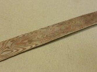 木目金 素材 材料 銀と銅の木目金 sozai008scの画像