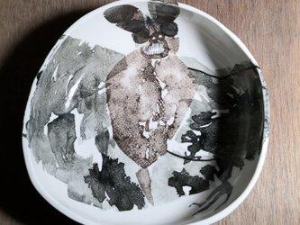 丸皿(コウモリ)の画像