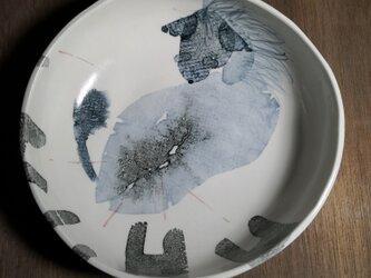 丸皿(馬)の画像