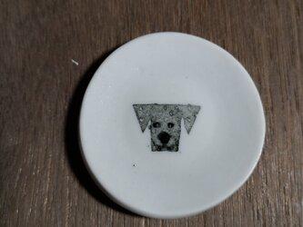 豆皿5~5.5cm(犬)の画像