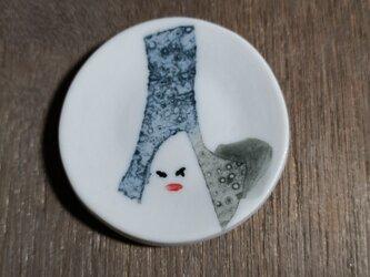 豆皿5~5.5cm(ヒト)の画像