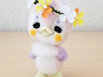メルヘン♡レトなスズメちゃんの画像