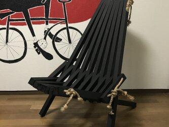 stick  chair ② スティックチェアの画像