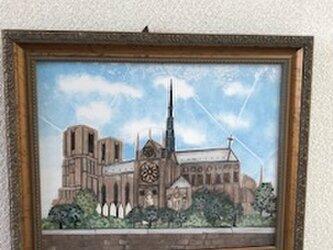 フランスのノートルダム大聖堂(世界遺産)MOKOMOKO様お取り置きです!!の画像