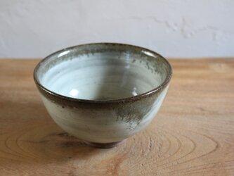 たっぷりめ 粉引(こひき)お茶碗の画像