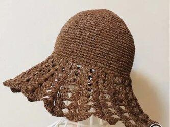 麦わら帽子(送料無料‼️専用スプレー付き)の画像
