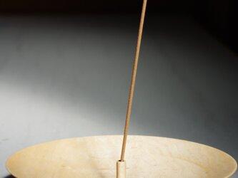 3way 木製インセンスホルダー かえでの画像