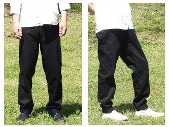 六九袴(綿100%オーダーメイドパンツ)の画像
