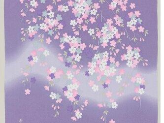 風呂敷 宇野千代 50cm幅 乙女桜の画像