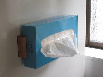 ■ ティシュペーパーBOX・キッチンペーパーBOX ホルダー ■(1セット:2個)の画像
