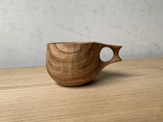 クリの木のマグカップ  #1の画像