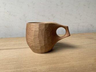 カシの木のマグカップ  #2の画像