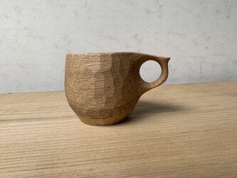 カシの木のマグカップ  #3の画像