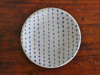 豆皿(白/青)の画像