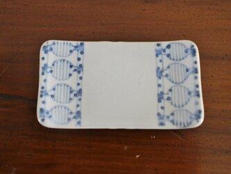 カク平豆皿〈b〉の画像