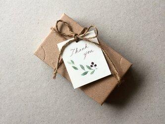小さなオリーブのメッセージカード タグ 40枚の画像