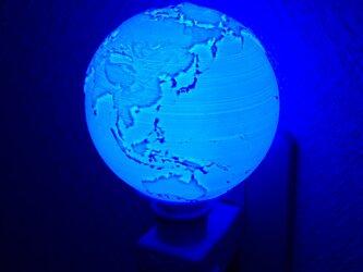 地球のコンセントライトの画像