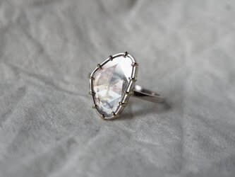 Thin iceダイヤモンドリングの画像