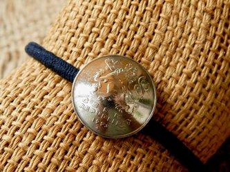 #H108  Česká republika Coin Hair Elasticの画像