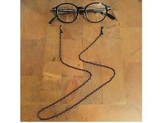 メガネチェーン ネックレス ブレスレットの画像